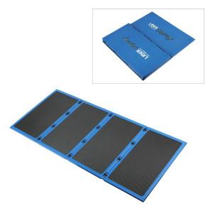 Laser Tools LAS-6682 aláfekvő RACING matrac, HDPE műanyag és EVA szivacs, összecsukható, 1060 x 480 x 12 mm termék fő termékképe