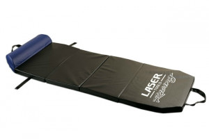 Laser Tools LAS-6046 2:1-ben aláfekvő-térdelő RACING matrac fejpárnával, összecsukható, 1200 x 435 x 40 mm termék fő termékképe