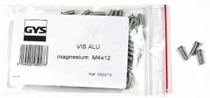GYS Csavar AlMg3 M4x12, 200db/csomag termék fő termékképe