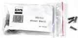 GYS Csavar AlSi M4x12, 200db/csomag