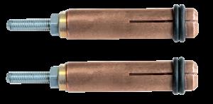 GYS Csavarbefogó elektróda 4 mm-es csavarokhoz, 2db/csomag termék fő termékképe