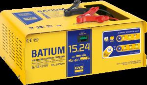 GYS BATIUM 15/24 automata akkumulátor töltő termék fő termékképe
