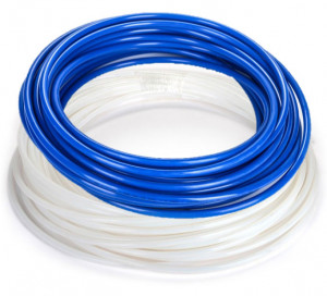 Rectus CASPA04025 kalibrált poliamid 12 egyenes tömlő, 4x2.5x0.75 mm, 25m/tekercs termék fő termékképe