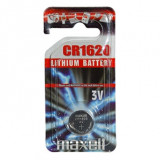 Maxell CR1620 3V lítium gombelem, 1db/bliszter