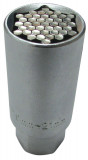 "Laser Tools LAS-2856 1/2""-os multi univerzális dugókulcs fej, ""túlélő fej"", 9-21 mm"