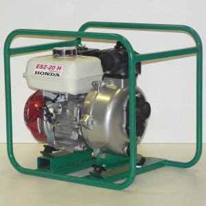 ESZ-20 H önfelszívó öntözőszivattyú termék fő termékképe