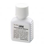 CFH FM 343 oxidoldó ezüstforraszokhoz, 25g/flakon