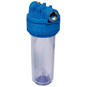 """0A3090411 vízszűrőház, 10"""" (Ø133 mm; h=307 mm) termék fő termékképe"""
