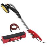 Flex GE 7 + MH-O + SH Giraffe® fal- és mennyezet csiszoló kerek csiszolófejjel, hordtáskában, elszívócsővel