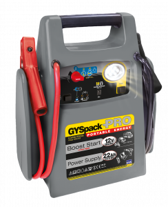 Gyspack PRO akkumulátoros indító termék fő termékképe