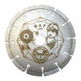 Carbodiam RAT Ø 150 horonymaró gyémánt vágótárcsa