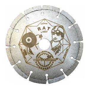 Carbodiam RAT Ø 180 horonymaró gyémánt vágótárcsa termék fő termékképe