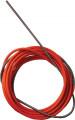 Mastroweld Huzalvezető spirál 1.0-1.2 mm 2x4.5x4M piros MW