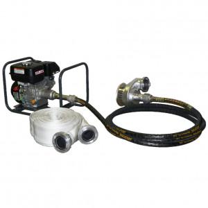 JIP 3M/6,5 K spirálos meghajtású zagyszivattyú 20 m tömlővel termék fő termékképe