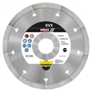 Samedia KVX Ø 230 gyémánt vágótárcsa termék fő termékképe