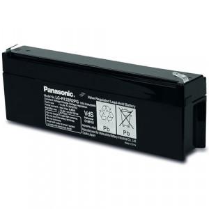 Panasonic LC-R122R2PG zárt ólomakkumulátor 12 V/2,2 Ah termék fő termékképe