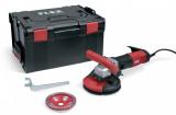 Flex LD 16-8 125 R Kit kompakt betoncsiszoló Turbo-Jet csiszoló tányérral