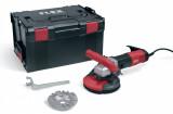 Flex LDE 16-8 125 R Kit kompakt betoncsiszoló Thermo-Jet csiszoló tányérral