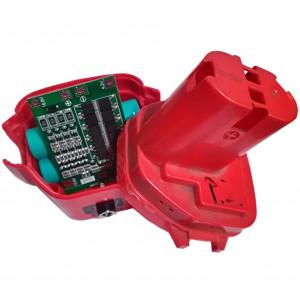 Makita 12V akku átalakítás 12V Li-ion 2Ah akkura termék fő termékképe