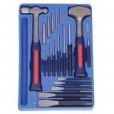 Genius Tools MS-019 szerszám készlet, 19 részes