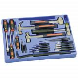Genius Tools MS-023 karosszériás készlet, 23 részes