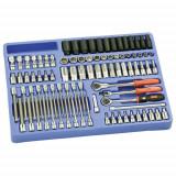 """Genius Tools MS-090S 3/8""""-os szerszám készlet, 90 részes"""
