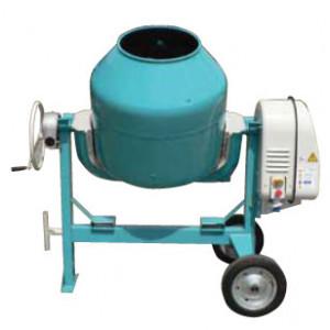 """Omaer C360 SR """"SILENT"""" hajtóműves ipari betonkeverő, 1 fázisú termék fő termékképe"""