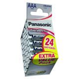 Panasonic LR03EPS-24CD EVERYDAY POWER alkáli tartós elem, AAA (micro), 24db/bliszter