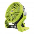 Ryobi R18F-0 akkus ventilátor (akku és töltő nélkül)