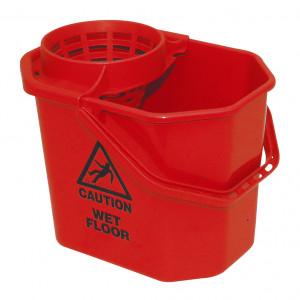 IPC RSM 103/NR felmosóvödör, 12 literes, piros termék fő termékképe