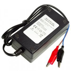 Ritar RT02D-1230 3 lépcsős akkumulátortöltő ólomakkukhoz, 12 V/3 A termék fő termékképe