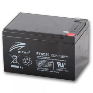 Ritar RT12120-F2 ólomakkumulátor 12 V/12 Ah termék fő termékképe