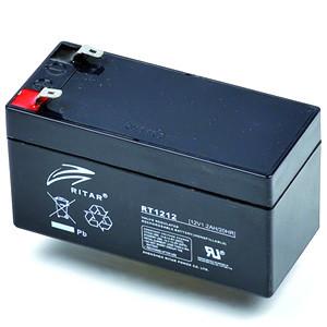 Ritar RT1213-F1 ólomakkumulátor 12 V/1,3 Ah termék fő termékképe