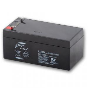 Ritar RT1232-F1 ólomakkumulátor 12 V/3,2 Ah termék fő termékképe