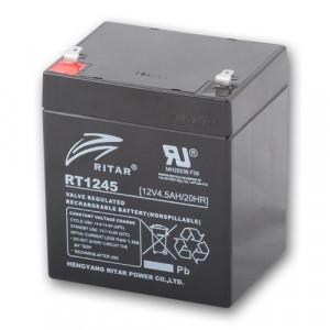 Ritar RT1245E-F1 ólomakkumulátor 12 V/4,5 Ah termék fő termékképe