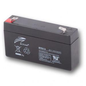 Ritar RT613-F1 ólomakkumulátor 6 V/1,3 Ah termék fő termékképe
