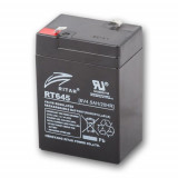 Ritar RT645-F1 ólomakkumulátor 6 V/4,5 Ah
