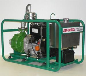 SAN-80/600 L öntözőszivattyú termék fő termékképe