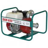 SAN-650 szennyvízszivattyú