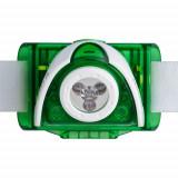 Ledlenser SEO3 Led fejlámpa, zöld, 3xAAA, 90 lm (bliszteres)