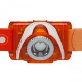 Ledlenser SEO3 Led fejlámpa, narancssárga, 3xAAA, 100 lm (bliszteres)