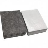 Solent PVC hátoldalú lapok karbantartáshoz, 50 x 40 cm, 100db/csomag