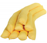 Solent S+ elnyelő zoknik vegyi anyagokhoz, 7.5 cm x 1.2 m, 20db/csomag