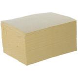 Solent S-EXTRA nagy teljesítményű elnyelő lapok vegyi anyagokhoz, 50 x 40 cm, 100db/csomag