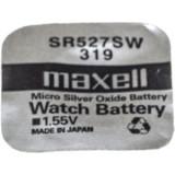 Maxell SR527SW 1.55V ezüst-oxid gombelem