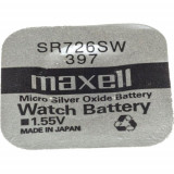Maxell SR726SW 1.55V ezüst-oxid gombelem