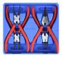 Genius Tools RP-5504 Seeger-fogó készlet, 4 részes