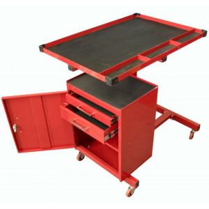 Torin Big Red TC304C emelhető munkatálcás, zárható szekrényes műszerállvány termék fő termékképe