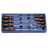 Genius Tools TR-508Z csavarhúzó készlet (lapos, Phillips, pozidriv), 8 részes