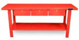 Torin Big Red TSC79111 háromfiókos satupad, 2 m